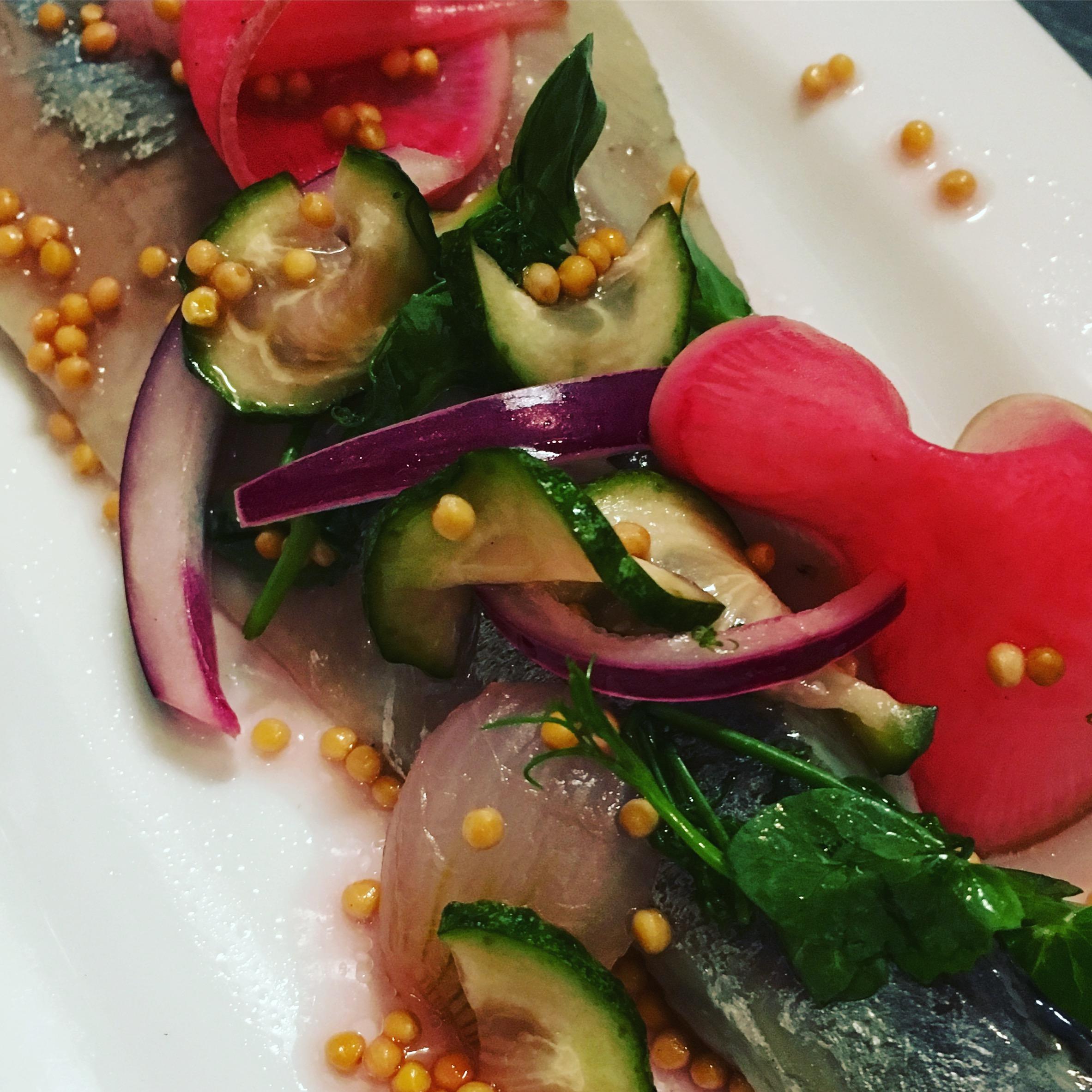 Pickels en Haring
